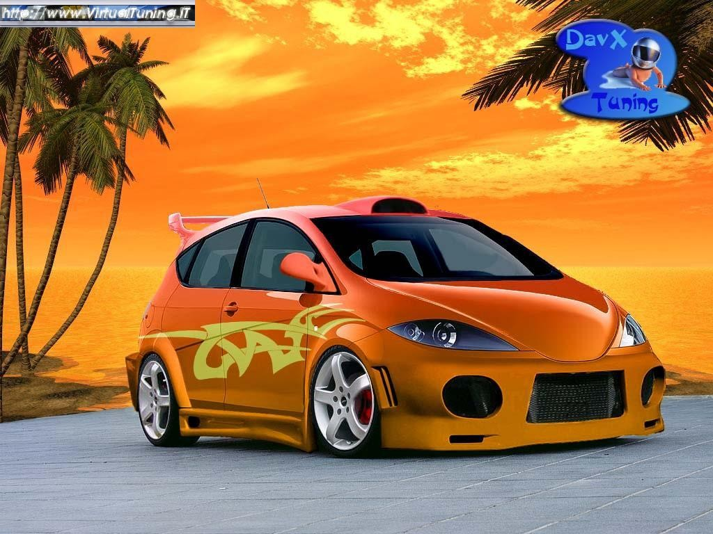 VirtualTuning SEAT Altea by DavX