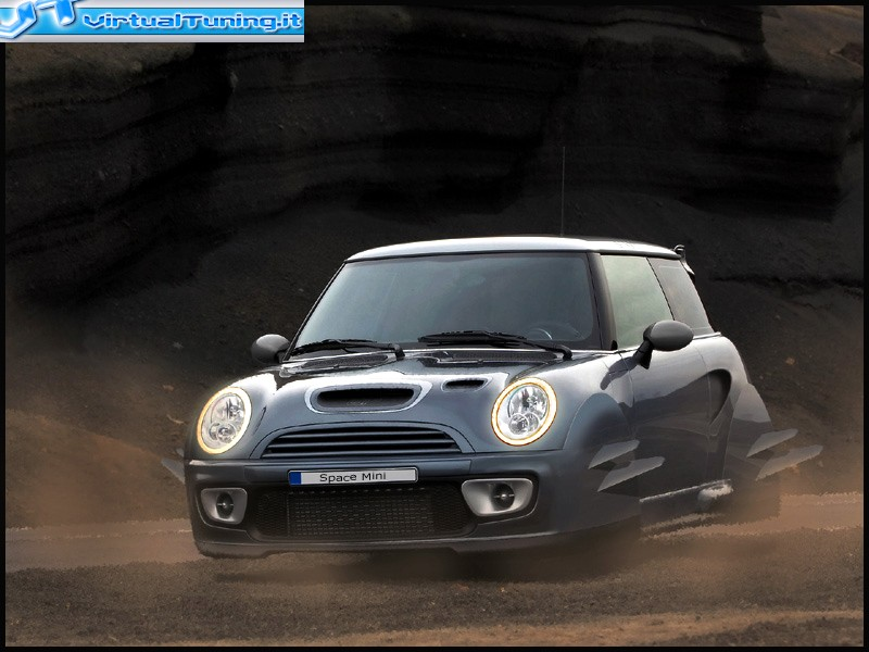 VirtualTuning MINI Cooper S by