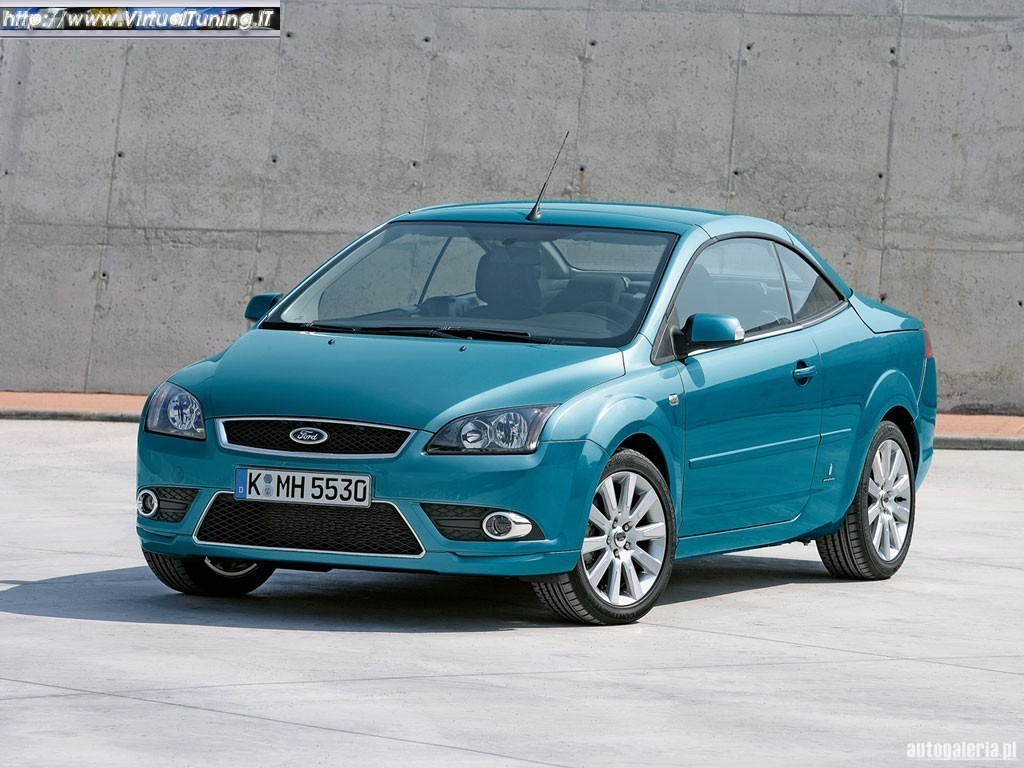 ford focus cabrio by t3o7 virtualtuning it. Black Bedroom Furniture Sets. Home Design Ideas