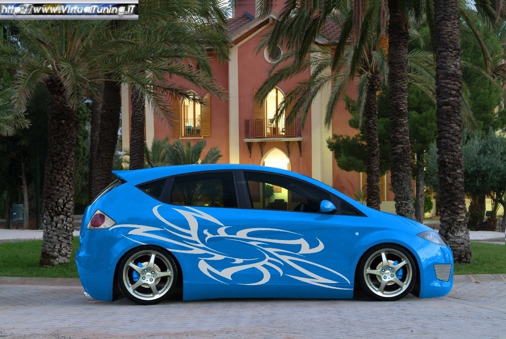 VirtualTuning SEAT Altea by nio_27
