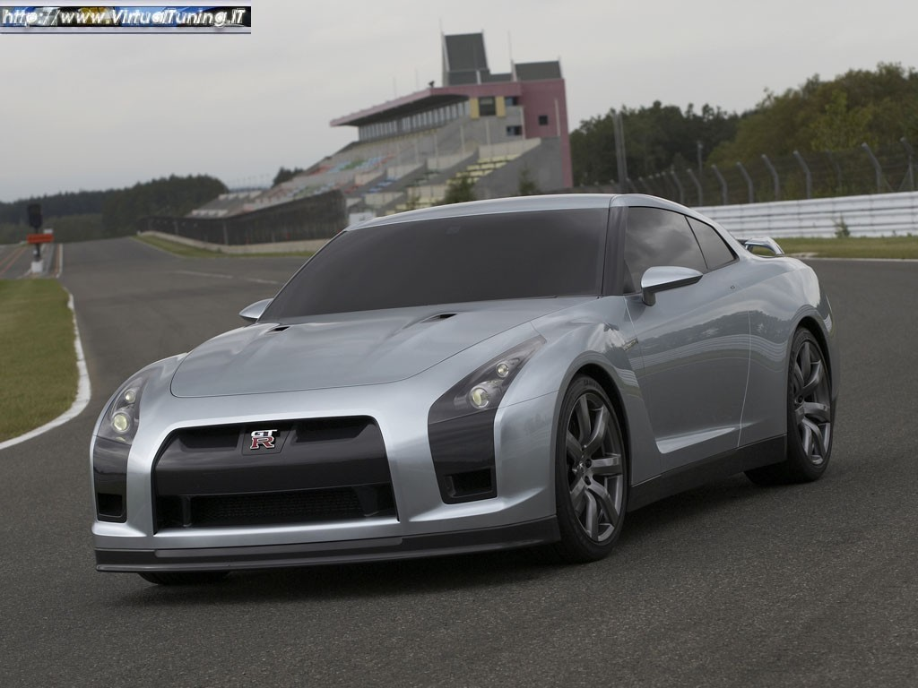 nissan gt r by bubinjo virtualtuning it. Black Bedroom Furniture Sets. Home Design Ideas