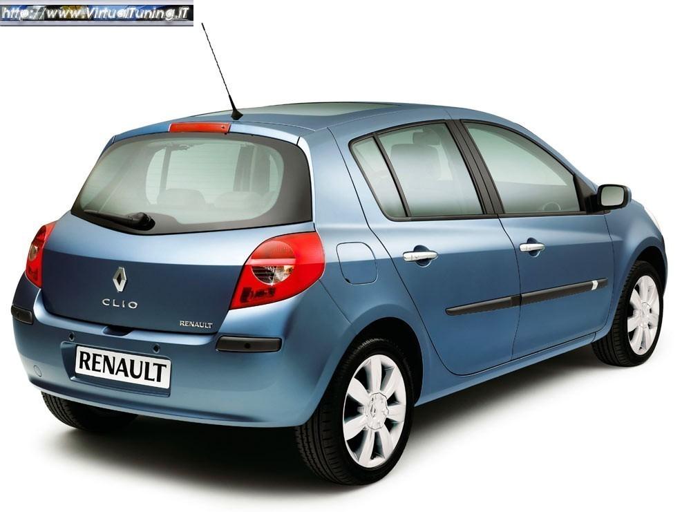 Фото Renault Clio 2005 III.