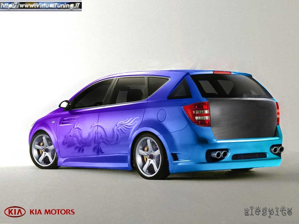 kia ceed 39 s sw by alespito virtualtuning it. Black Bedroom Furniture Sets. Home Design Ideas