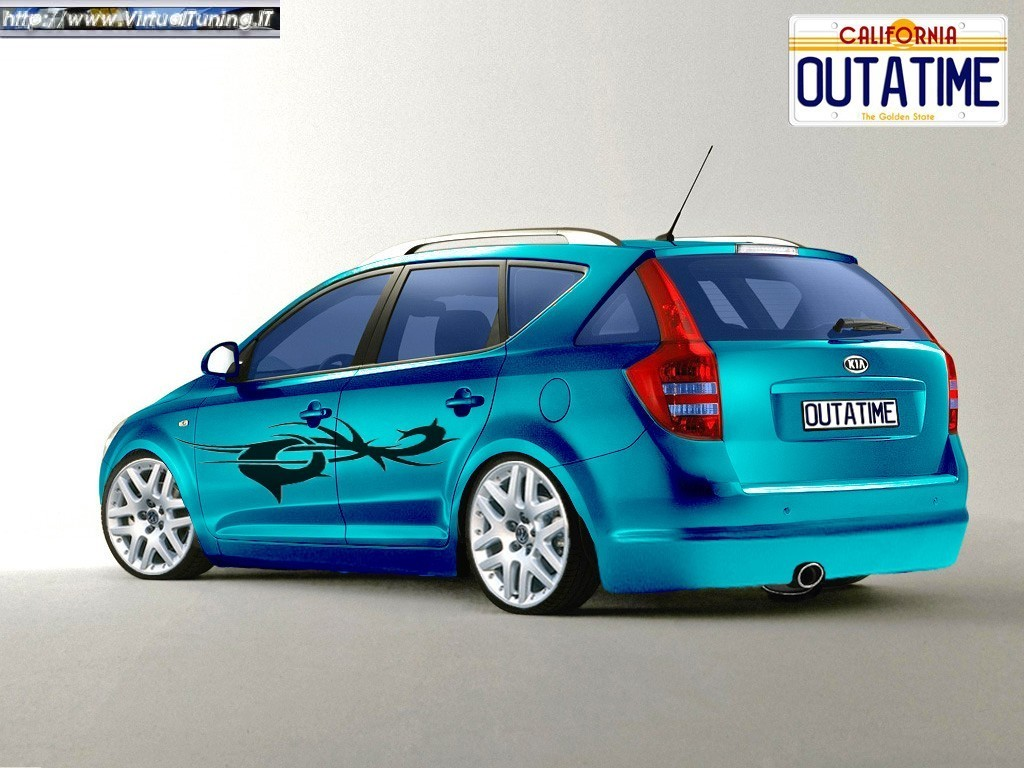 kia cee 39 d sw by outatime design virtualtuning it. Black Bedroom Furniture Sets. Home Design Ideas
