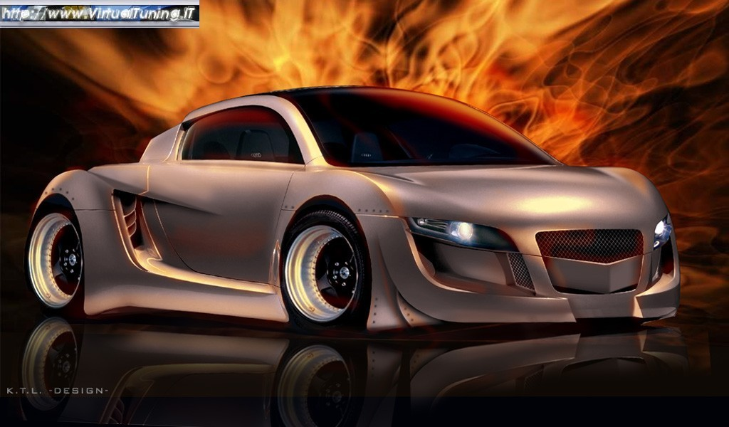 VirtualTuning AUDI RSQ CONCEPT by