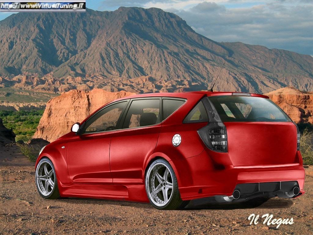 kia cee 39 d sw by il negus virtualtuning it. Black Bedroom Furniture Sets. Home Design Ideas
