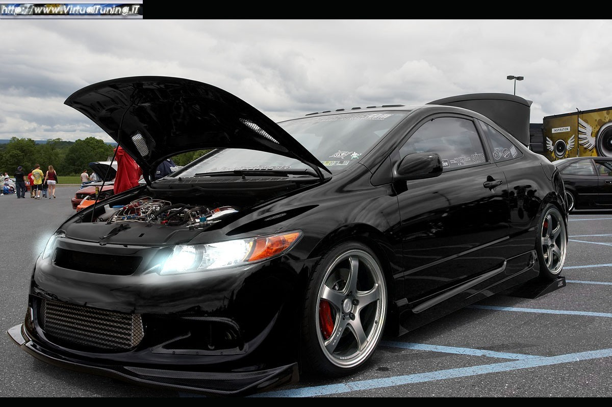 VirtualTuning TOYOTA SCION TC by