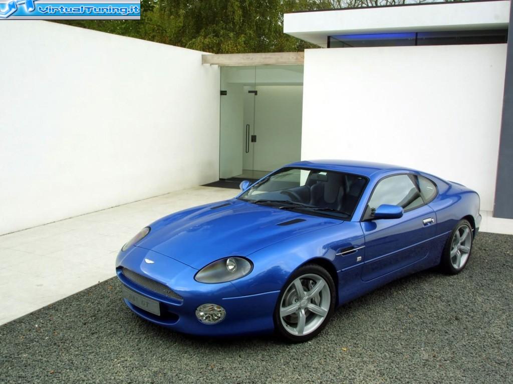 Фотографии Aston Martin DB7.