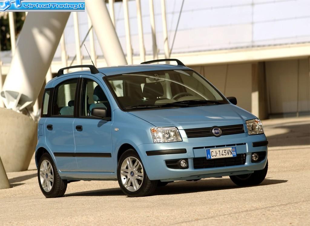 фото Fiat Panda 2004 Фиат…
