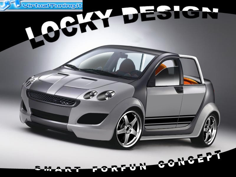 smart forfour by locky virtualtuning it. Black Bedroom Furniture Sets. Home Design Ideas