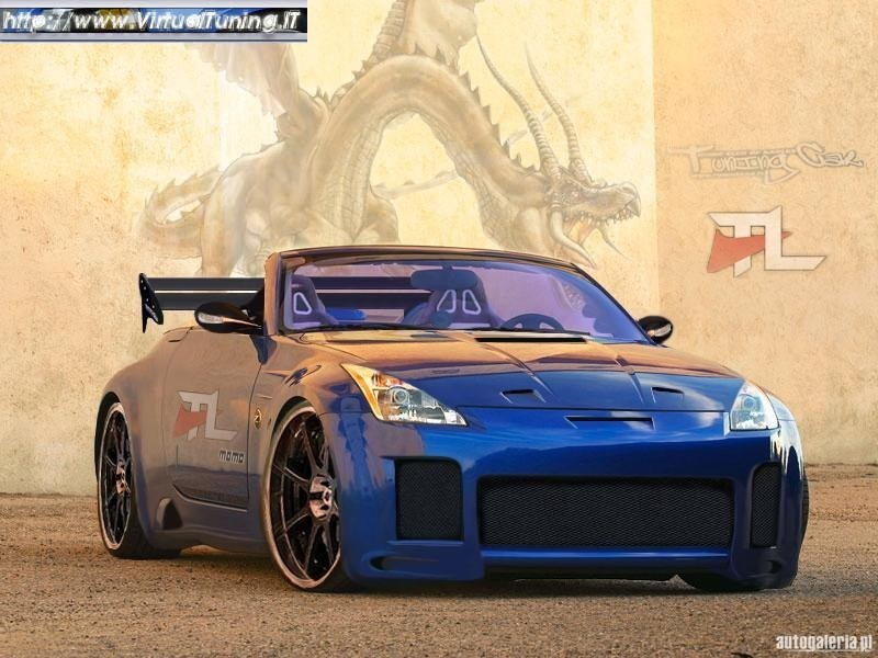 VirtualTuning NISSAN 350z by