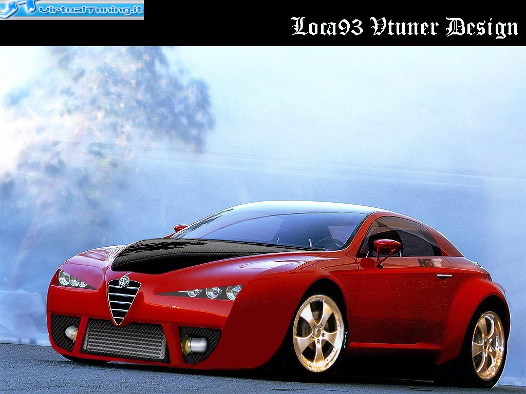 alfa romeo brera 3 2 jts v6 by loca93 virtualtuning it. Black Bedroom Furniture Sets. Home Design Ideas