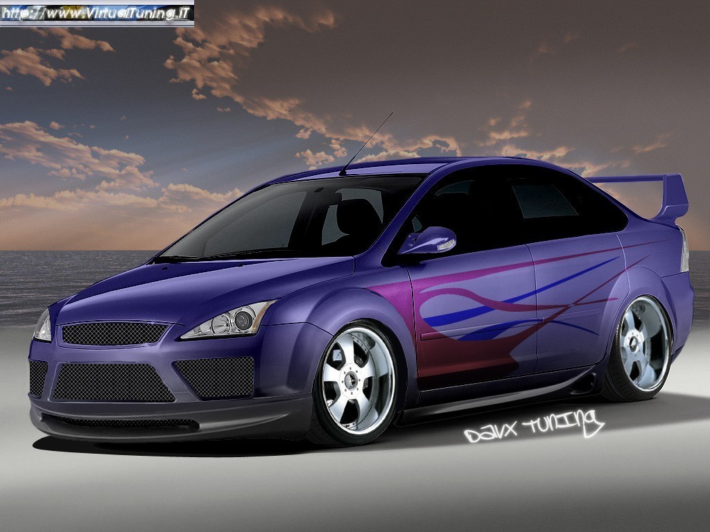 VirtualTuning FORD Focus Sedan by