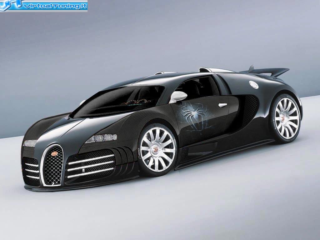 Dettaglio Virtualtuning Bugatti Veyron By Andyx73
