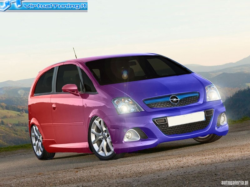 opel meriva opc by 19guly91 virtualtuning it. Black Bedroom Furniture Sets. Home Design Ideas