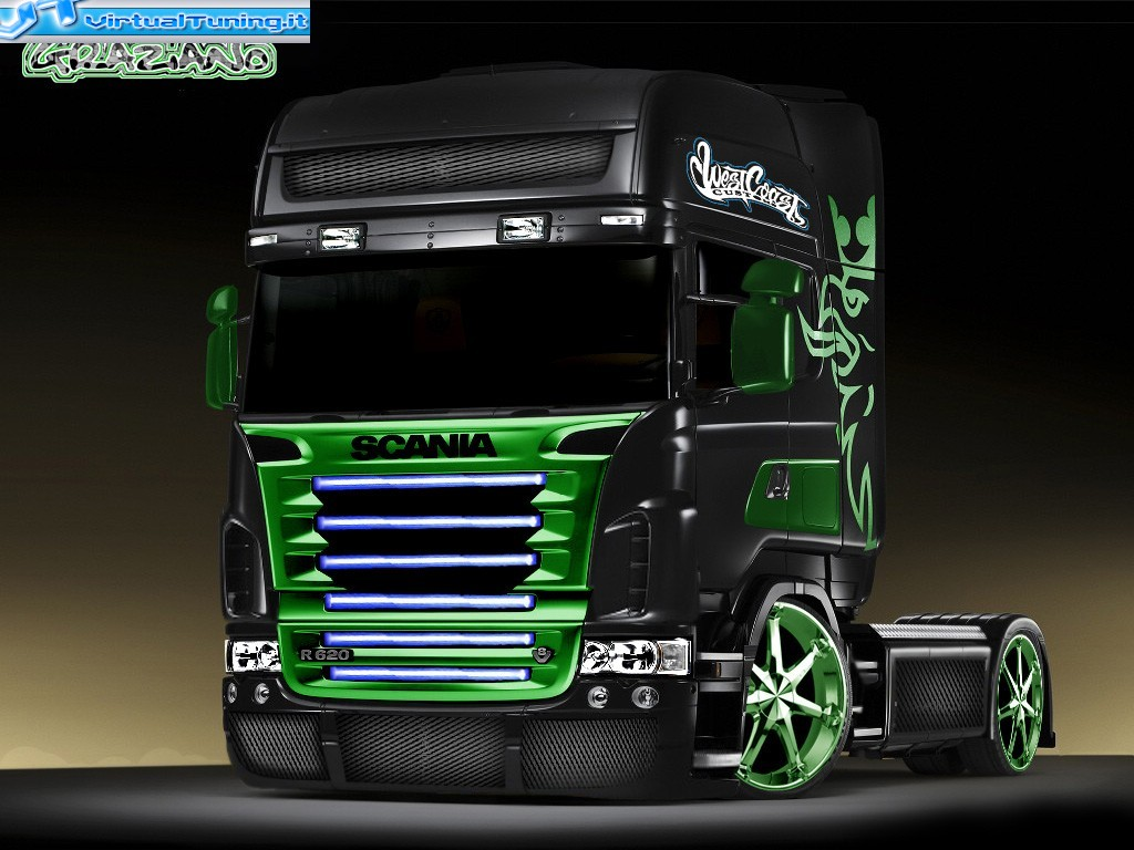 Car Design News Scania Tuning