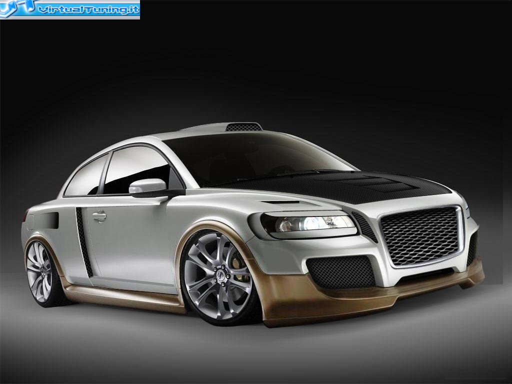 volvo c30 by andyx73 virtualtuning it. Black Bedroom Furniture Sets. Home Design Ideas