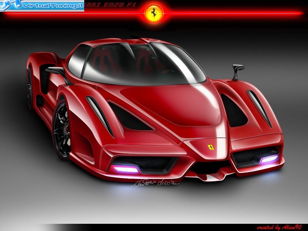 Ferrari Enzo F1 By Alien90 Virtualtuning It