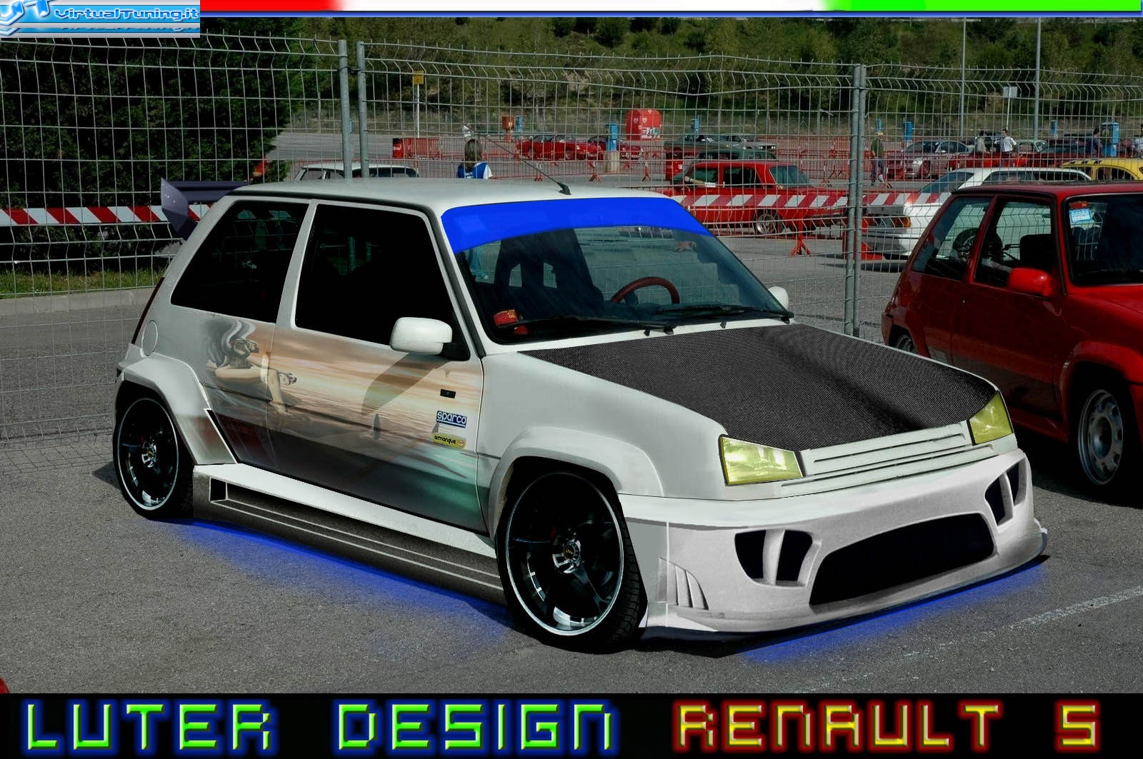 RENAULT 5 TURBO by Luter VirtualTuning IT