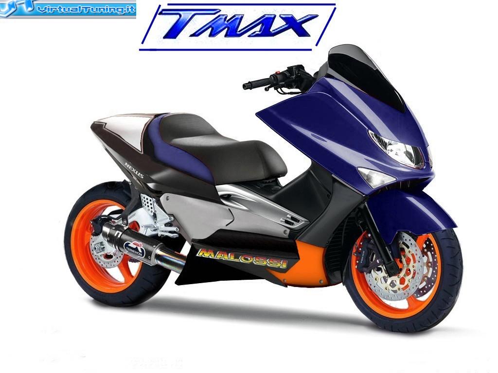 Yamaha T Max Gp By 19guly91 Virtualtuning It
