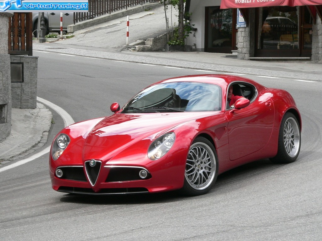 alfa romeo 8c competizione by andyx73 virtualtuning. Black Bedroom Furniture Sets. Home Design Ideas
