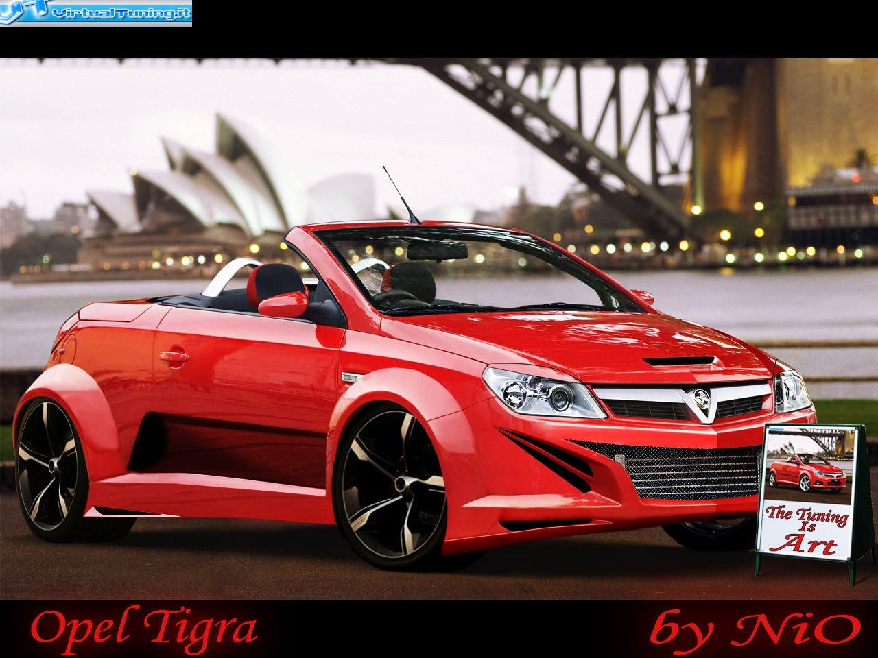 opel tigra twintop by nio 27 virtualtuning it. Black Bedroom Furniture Sets. Home Design Ideas