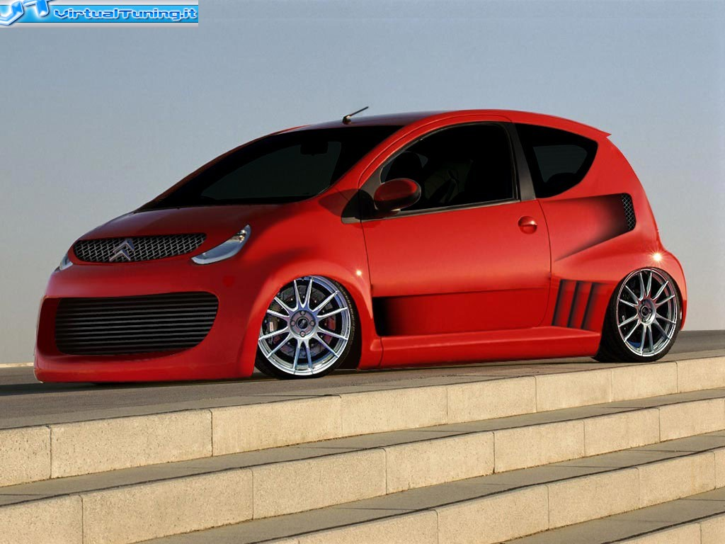 citroen c1 by andyx73 virtualtuning it. Black Bedroom Furniture Sets. Home Design Ideas