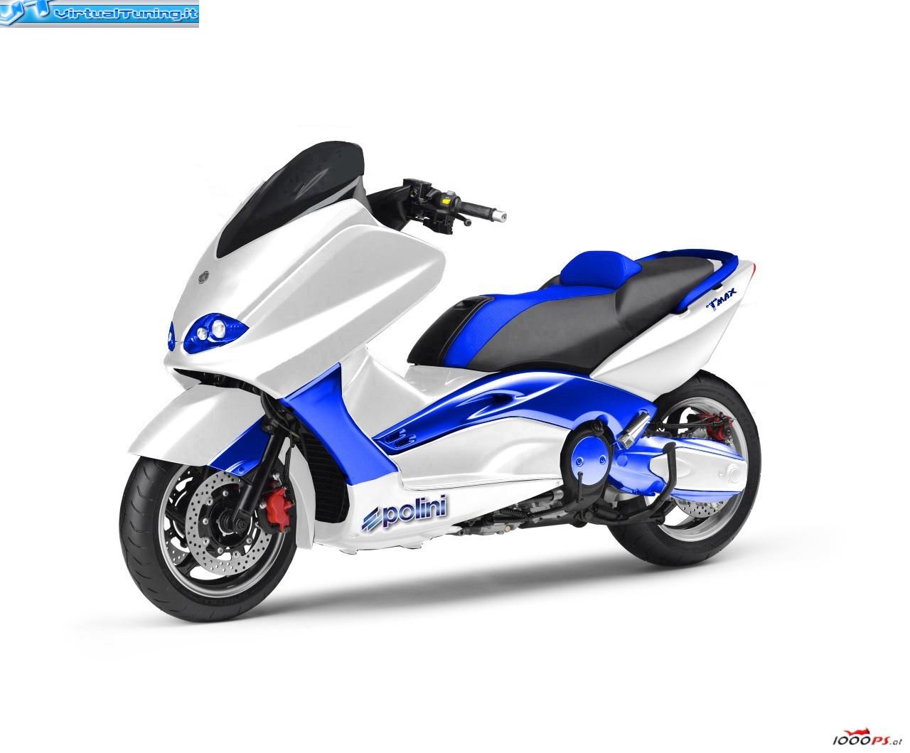 Yamaha T Max By Berta Virtualtuning It