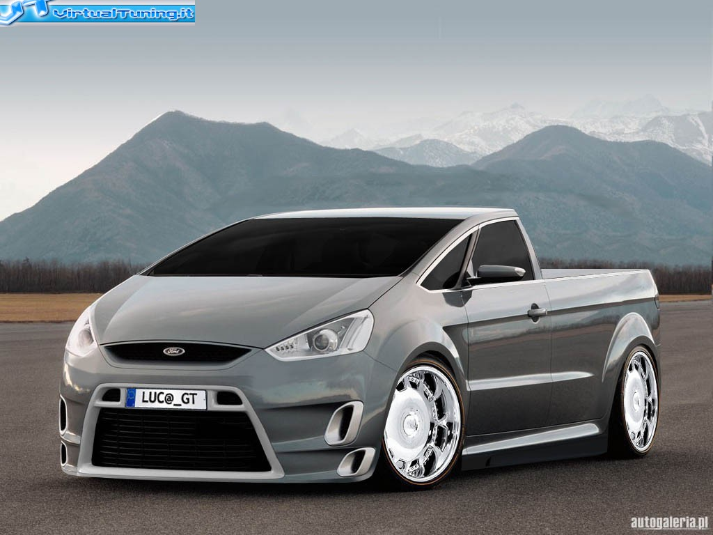ford s max by berta virtualtuning it. Black Bedroom Furniture Sets. Home Design Ideas
