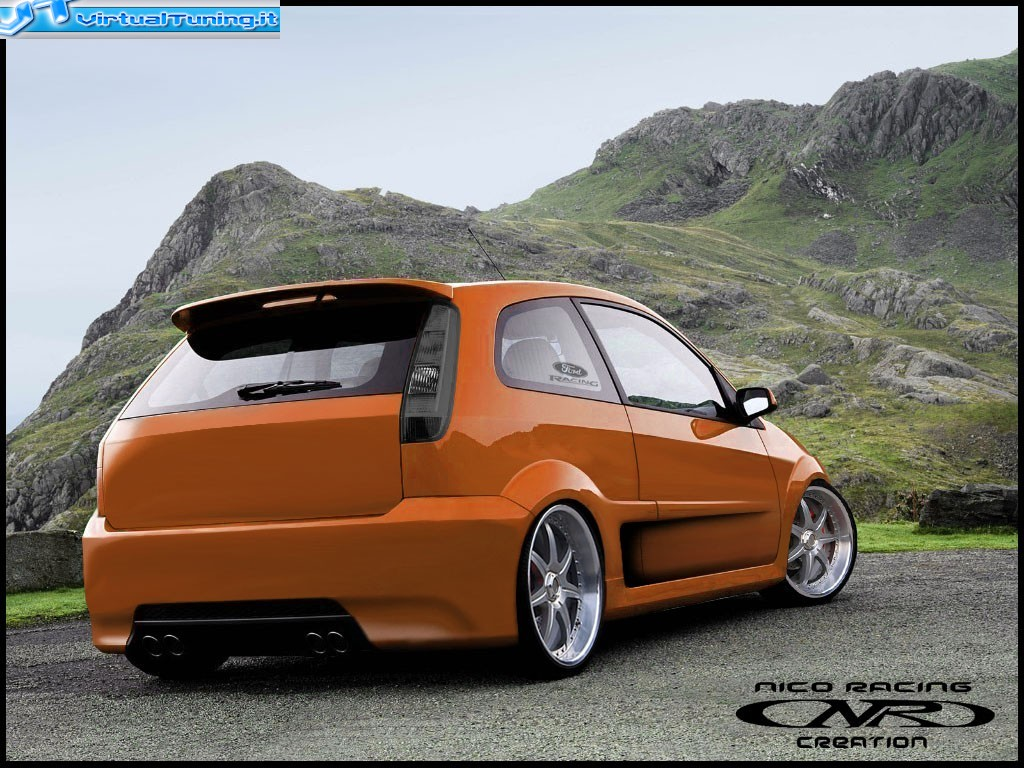 ford fiesta st by nico street racers virtualtuning it. Black Bedroom Furniture Sets. Home Design Ideas