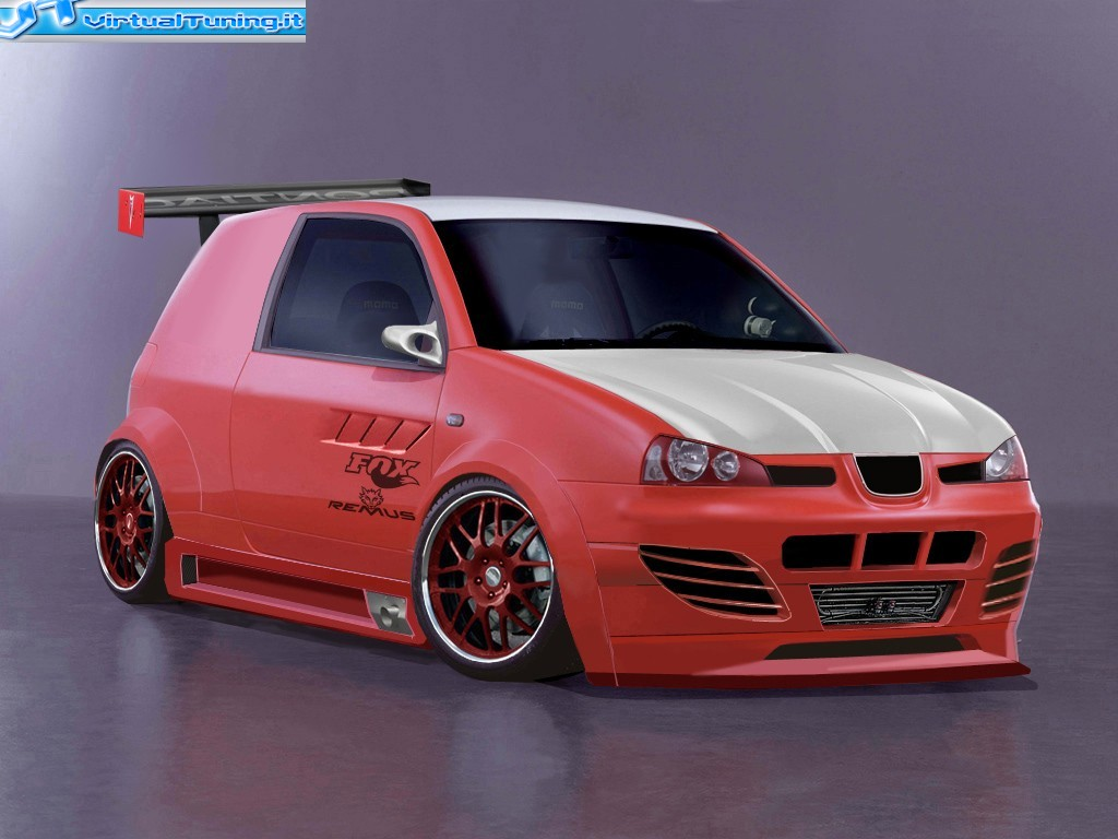 seat arosa racer by luter virtualtuning it. Black Bedroom Furniture Sets. Home Design Ideas