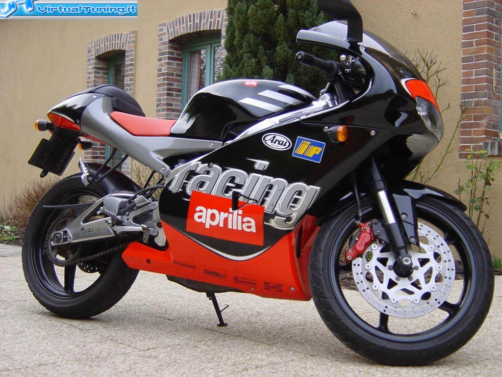 aprilia rs 125 by emazzz91 virtualtuning it. Black Bedroom Furniture Sets. Home Design Ideas