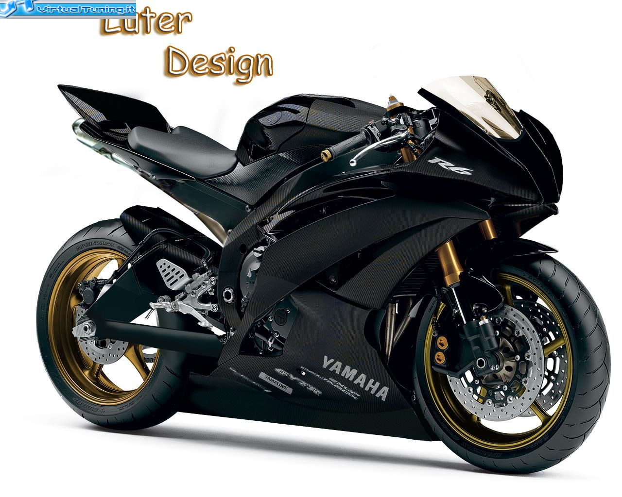 yamaha r6 by luter virtualtuning it. Black Bedroom Furniture Sets. Home Design Ideas