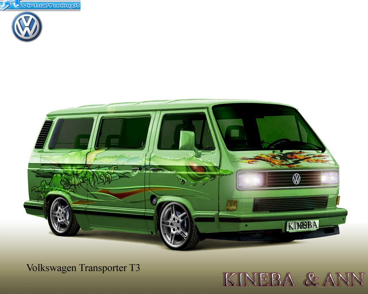 volkswagen transporter t3 by kineba10 virtualtuning it. Black Bedroom Furniture Sets. Home Design Ideas