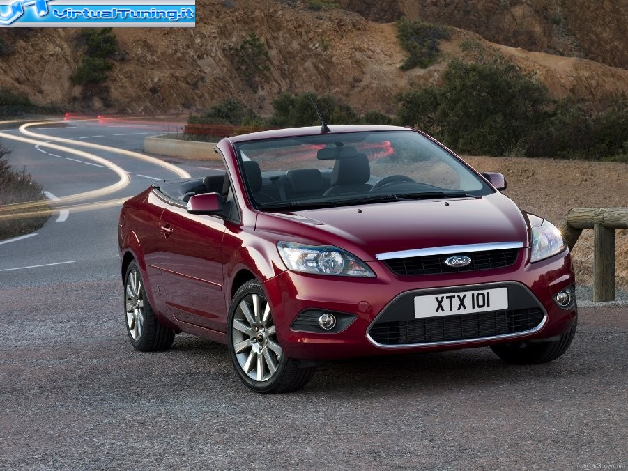 ford focus cabrio by ironelvit virtualtuning it. Black Bedroom Furniture Sets. Home Design Ideas