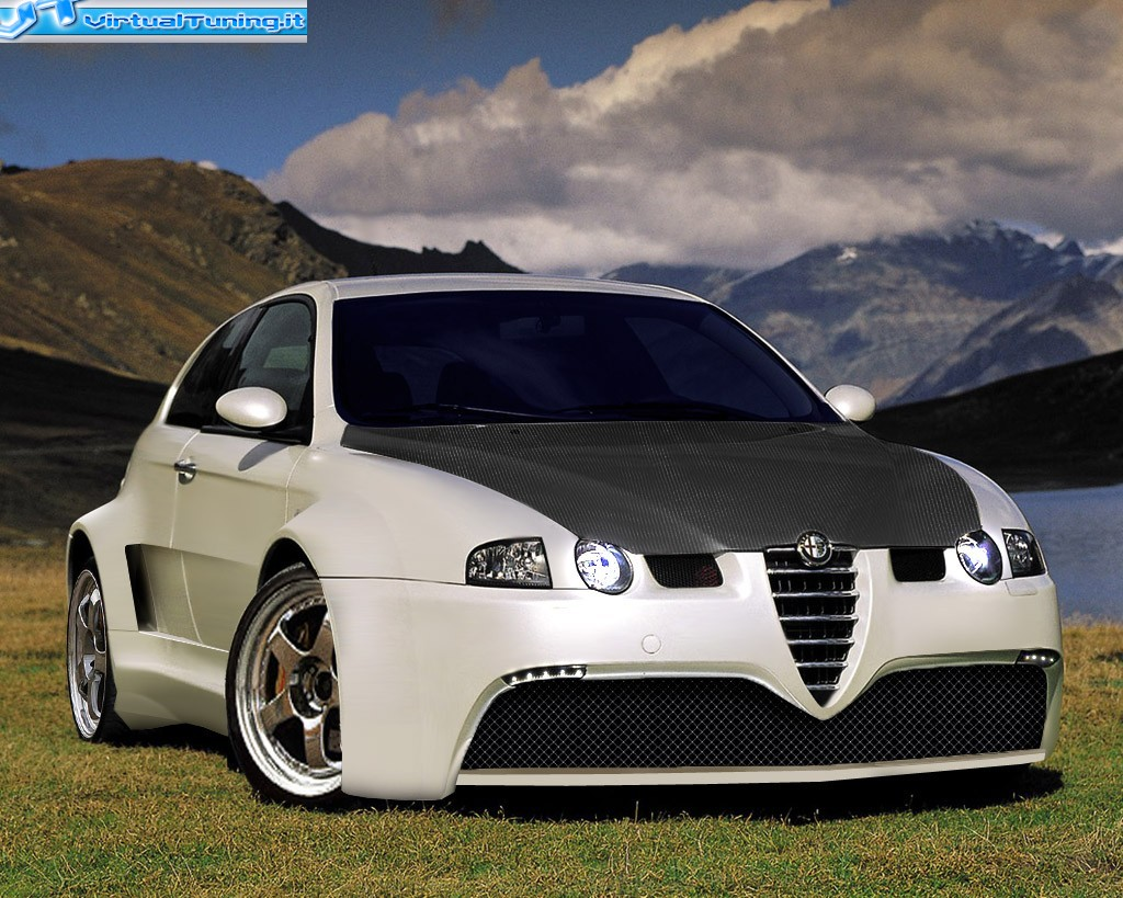 alfa romeo 147 gta by 19guly91 virtualtuning it. Black Bedroom Furniture Sets. Home Design Ideas