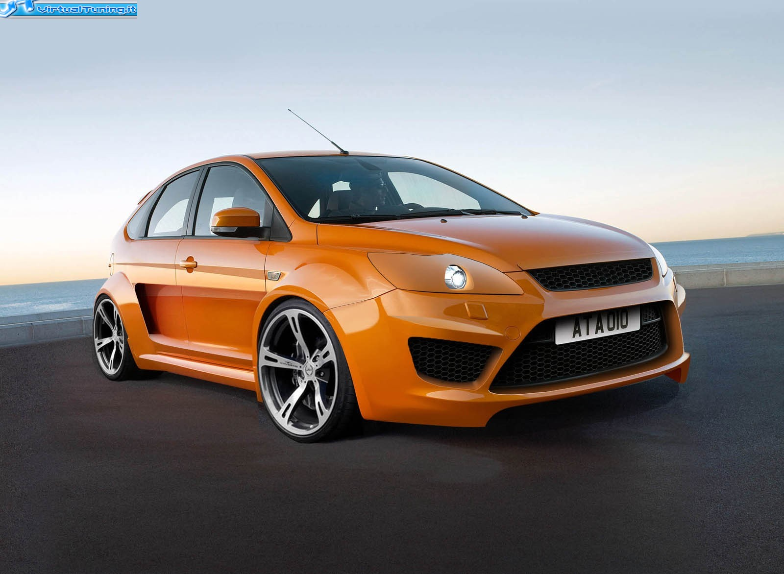 VirtualTuning FORD Focus ST by
