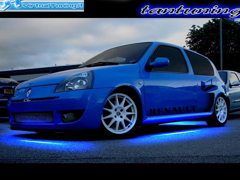 VirtualTuning RENAULT Clio RS by