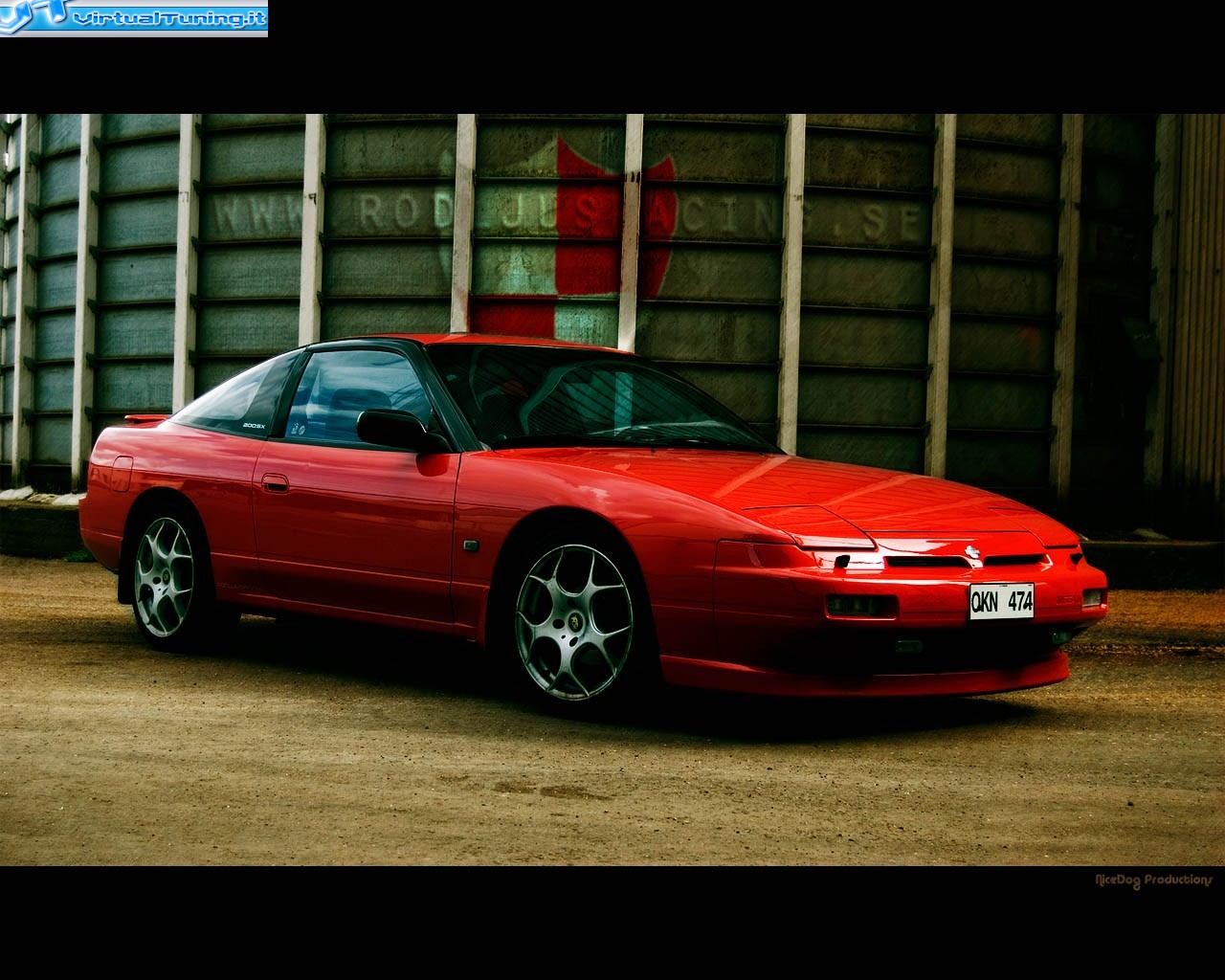 NISSAN 200SX by Luter VirtualTuning IT