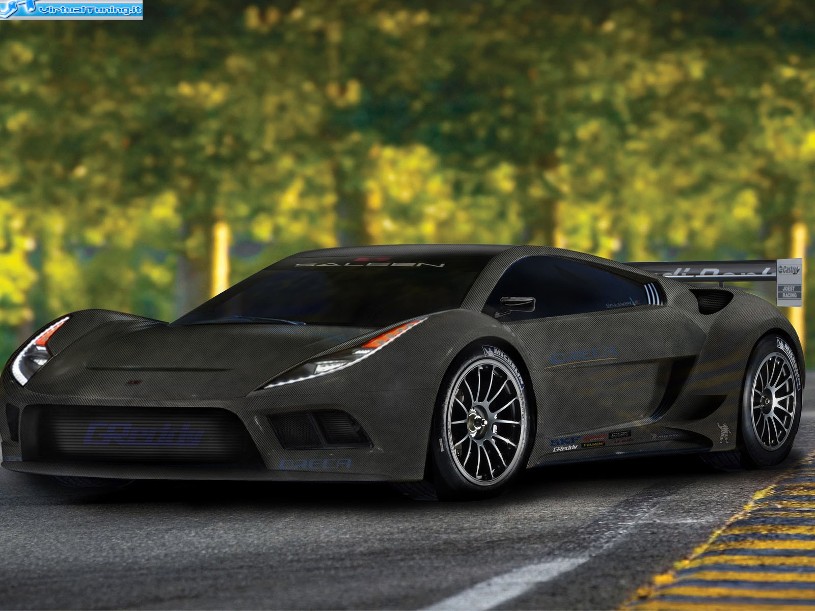 Saleen S5s Raptor By Badboy94 Virtualtuning It