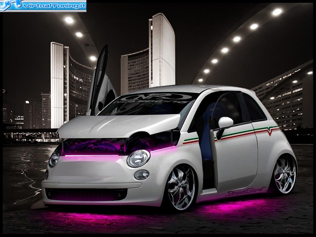 VirtualTuning FIAT Nuova 500 by