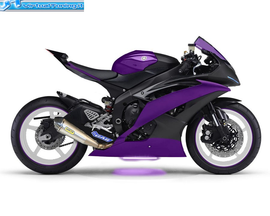 yamaha r6 by rock tuning virtualtuning it. Black Bedroom Furniture Sets. Home Design Ideas