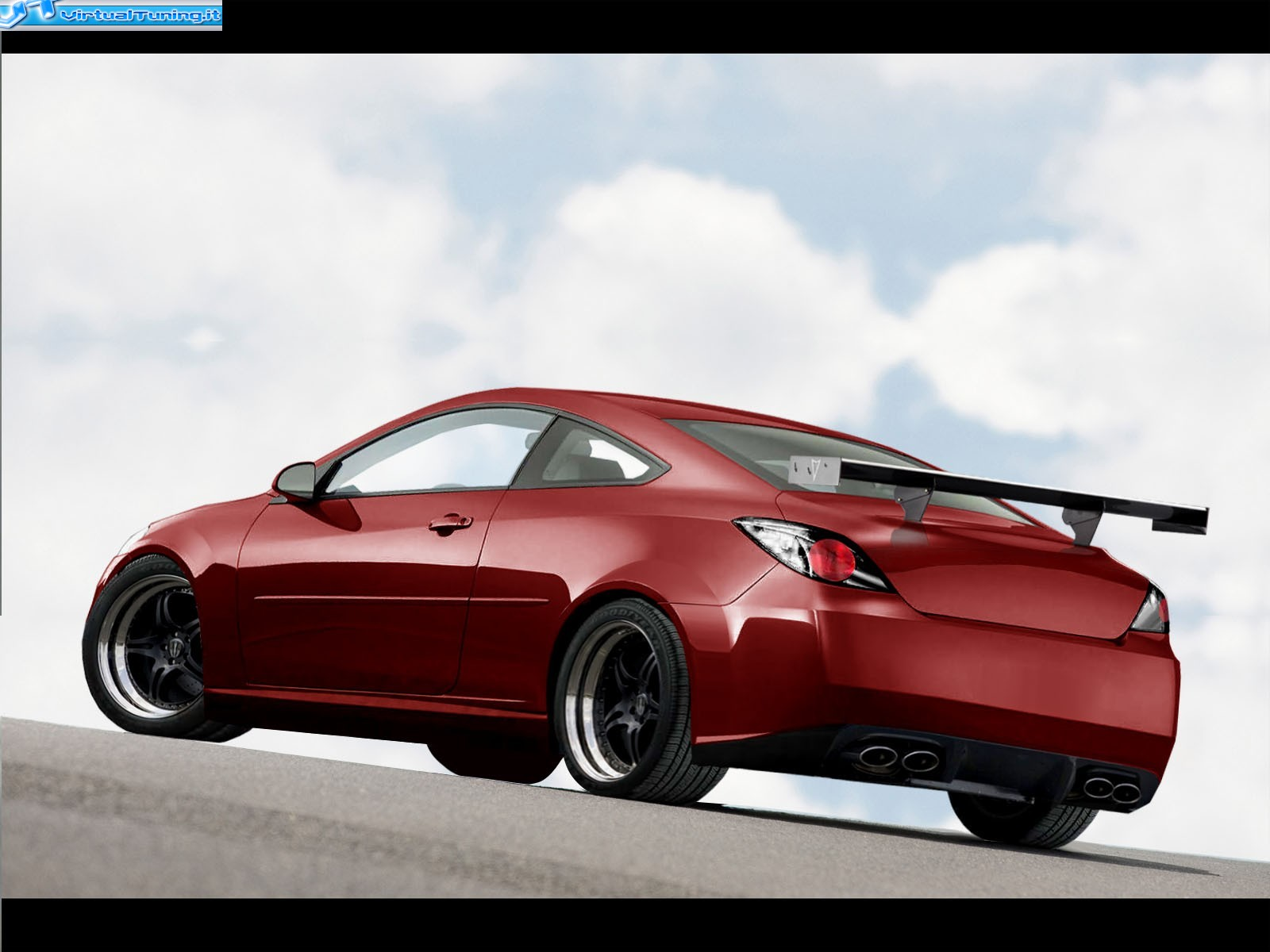 pontiac g6 gtp coupe by tmotd virtualtuning it. Black Bedroom Furniture Sets. Home Design Ideas