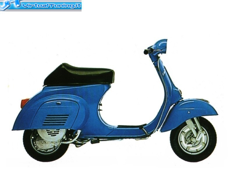 piaggio vespa 50 by rock tuning virtualtuning it. Black Bedroom Furniture Sets. Home Design Ideas