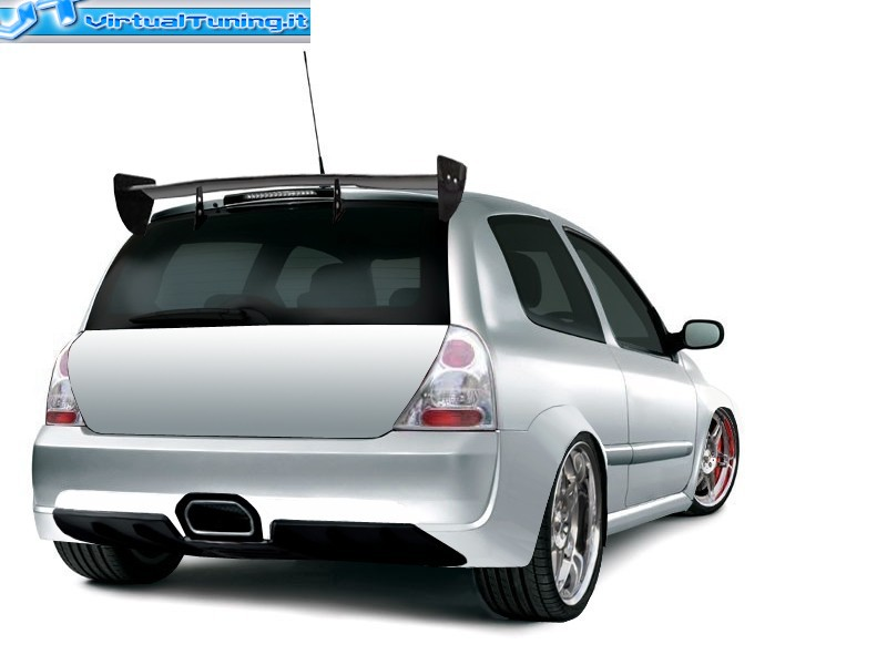 VirtualTuning RENAULT Clio by