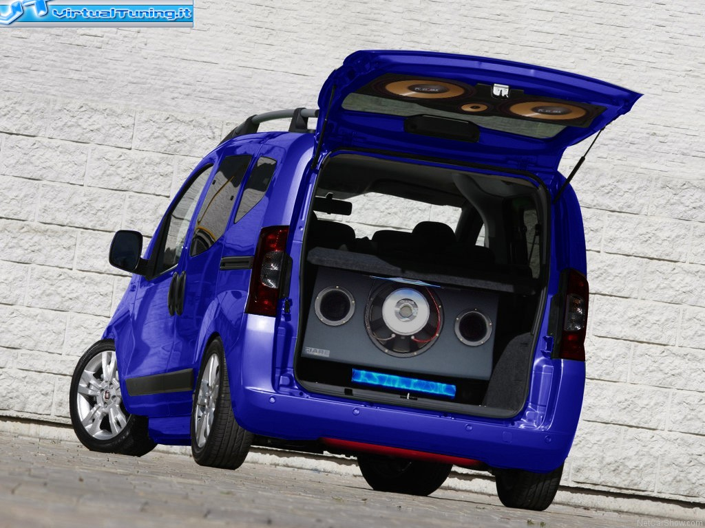 Fiat Fiorino Qubo By Jonnibest Virtualtuning It