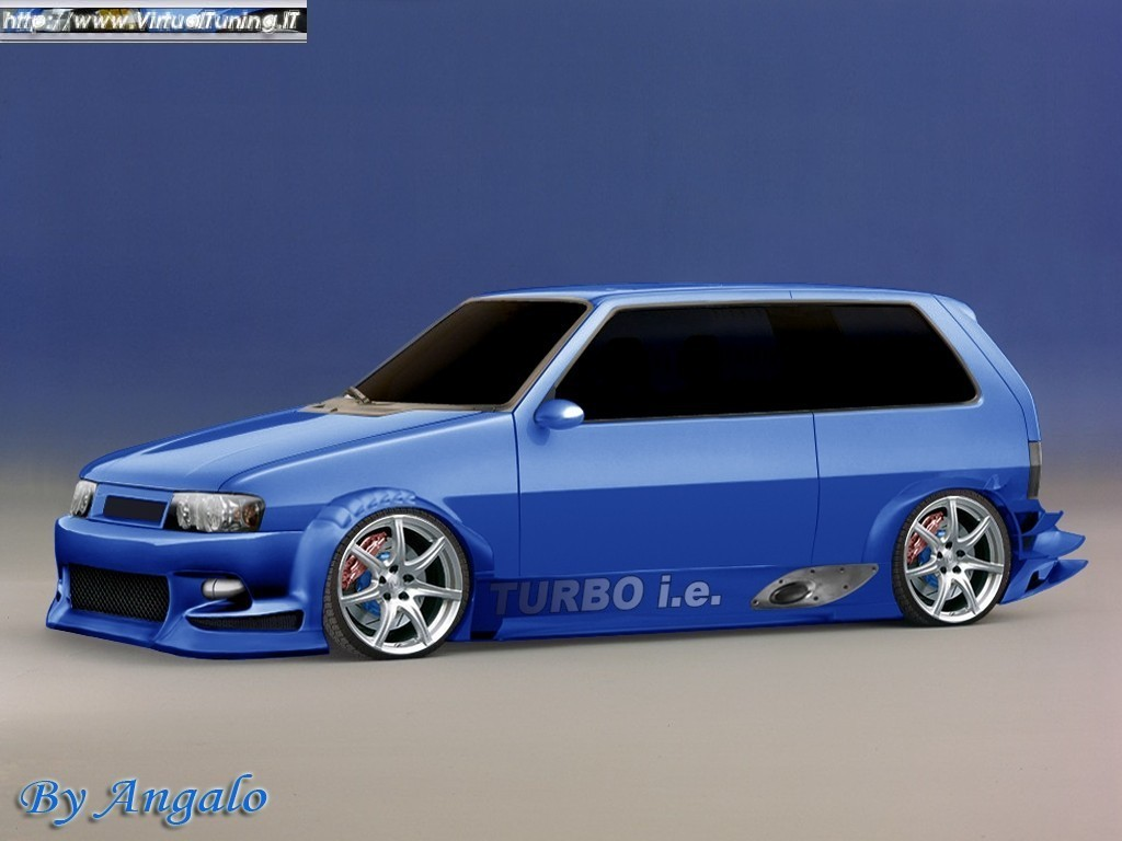 Dettaglio virtualtuning fiat uno turbo by angalo virtualtuning virtualtuning fiat uno turbo by angalo thecheapjerseys Image collections
