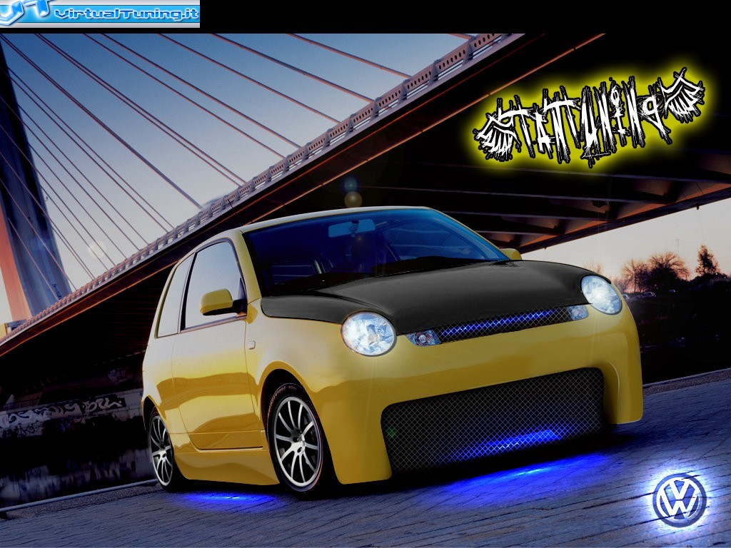 VirtualTuning VOLKSWAGEN lupo by tantuning