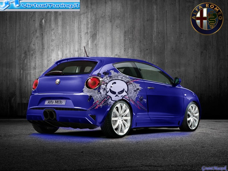 alfa romeo mito by grantmaxok      virtualtuning it