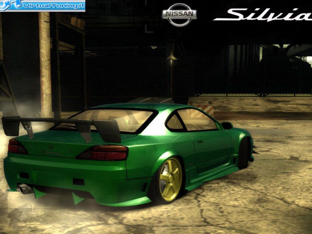 Games Car: NISSAN Silvia by badboy94